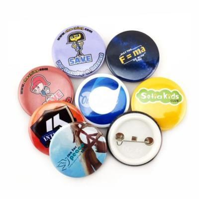 Button Badge 44mm Supplier Malaysia