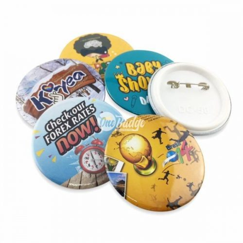Button Badge 58mm Printing Company Malaysia