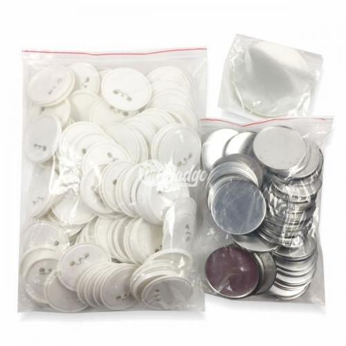 Button Badge 75mm Material Supplier in Malaysia