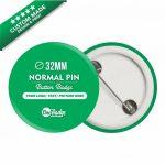 32mm Button badge custom print