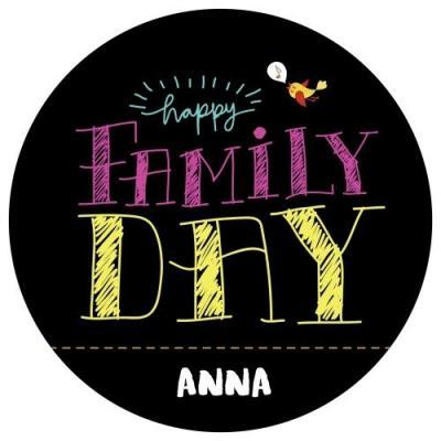 Family Day Button Badge (1)