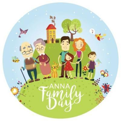Family Day Button Badge (2)