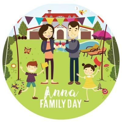 Family Day Button Badge (3)