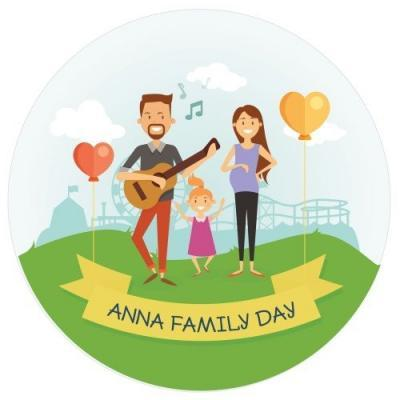 Family Day Button Badge (5)
