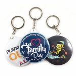 keychain button badge supplier Malaysia -58mm