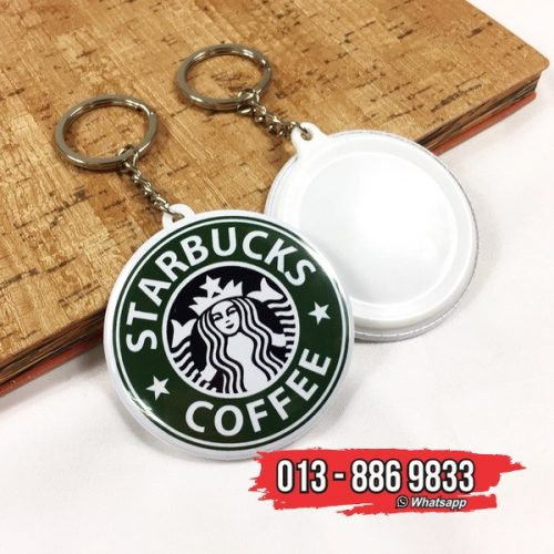 keychain button badge printing sample Malaysia -