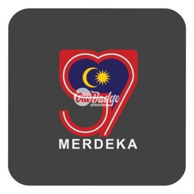Merdeka Theme Square Badge (2)