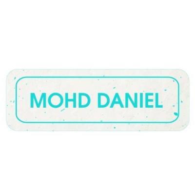 Rectangle Badge Template (3)