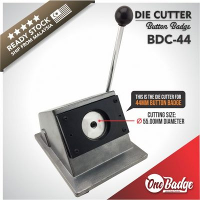 Button Badge Die Cutter-44mm