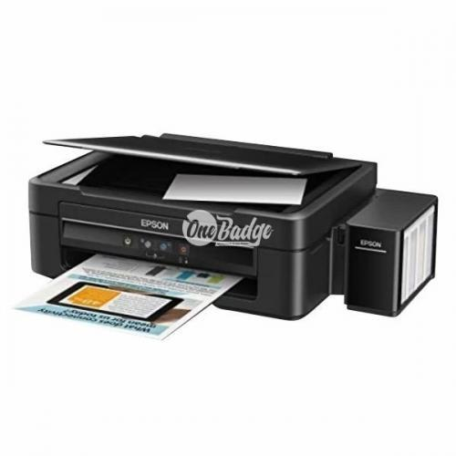 Epson L360 Printer Front Loading View Malaysia
