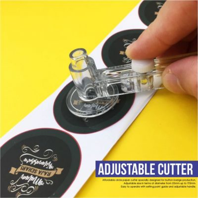 Button Badge Manual Cutter-4
