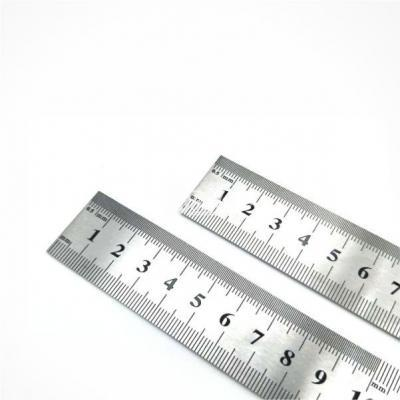 Stainless Steel Ruler-2