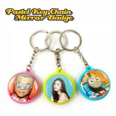 Cartoon Key Chain Badge 32mm-Main
