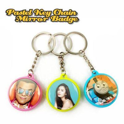 Cartoon Key Chain Badge 32mm-Main
