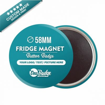 Custom Design & Print – Fridge Magnet 58mm