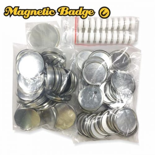 Magnetic Button Badge Supplier Malaysia