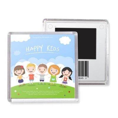 Acrylic Fridge Magnet -1
