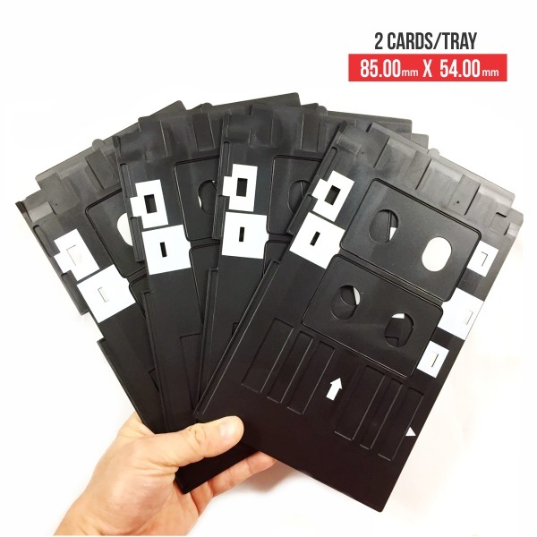 PVC ID Card Tray For Inkjet Printer - Epson T60 | L800 | L805