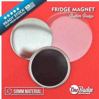 Soft Magnet Bottle Opener Material 58mm -1
