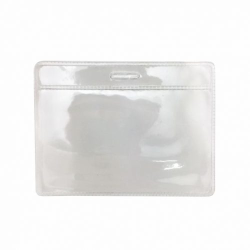 Transparent ID card holder supplier Malaysia