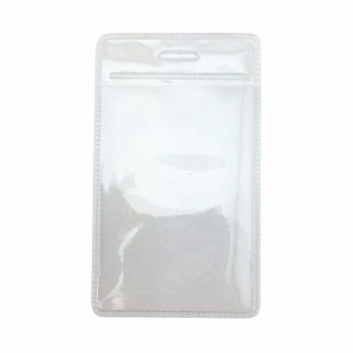 Transparent ID card Holder