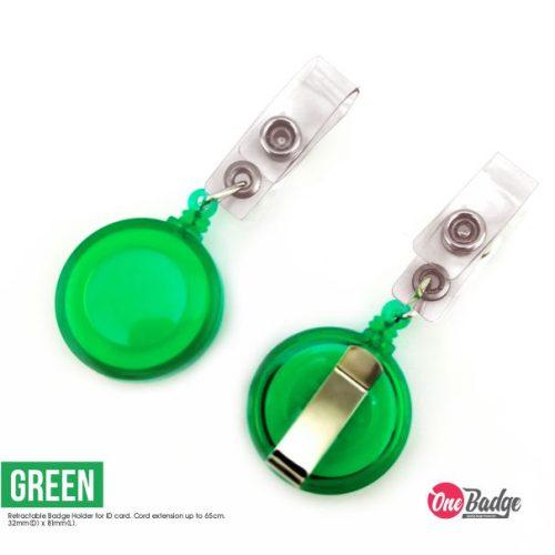 Green Yoyo Pulley