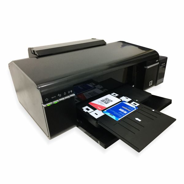 Epson L805 Wi-Fi Photo Ink Tank Printer - OBL805