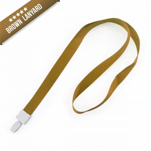 Brown Lanyard EasyHook