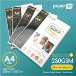 230gsm Double Sided Photo Paper -1