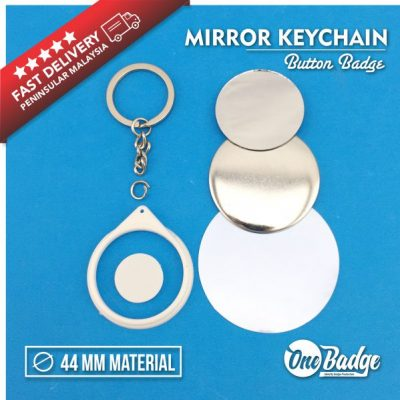 Key Chain Badge Material – 44mm -11