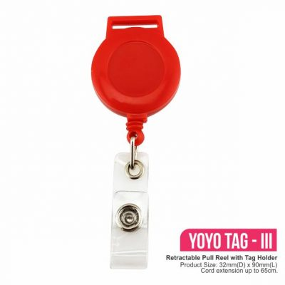 Yoyo Tag III – Single