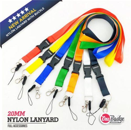 Nylon Lanyard