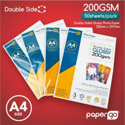 200gsm Double Side Photo Paper-4
