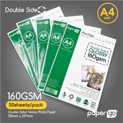 Papergo 160gsm Single Side Photo Paper-2